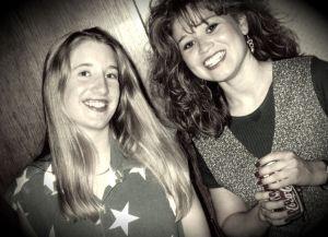 Best friends...summer of 1993.