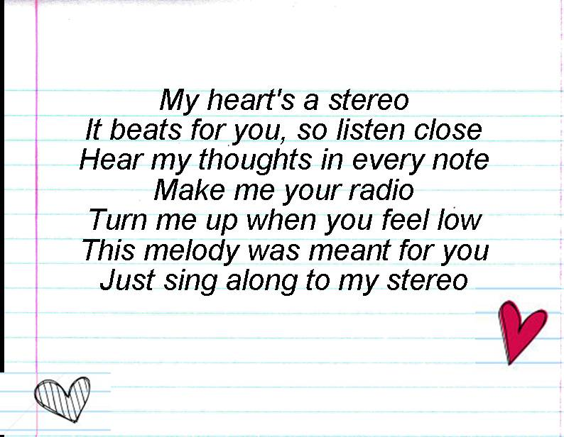 Lyric lyric song look up : Nonsense – Page 2 – hymningandhaing