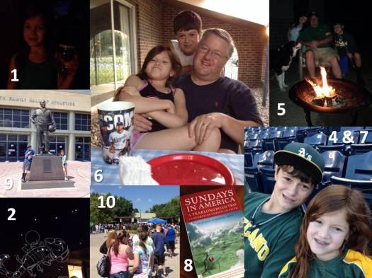 Summer List Pic