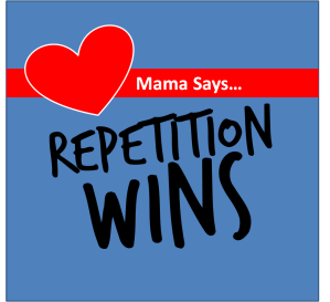 Repetition Wins